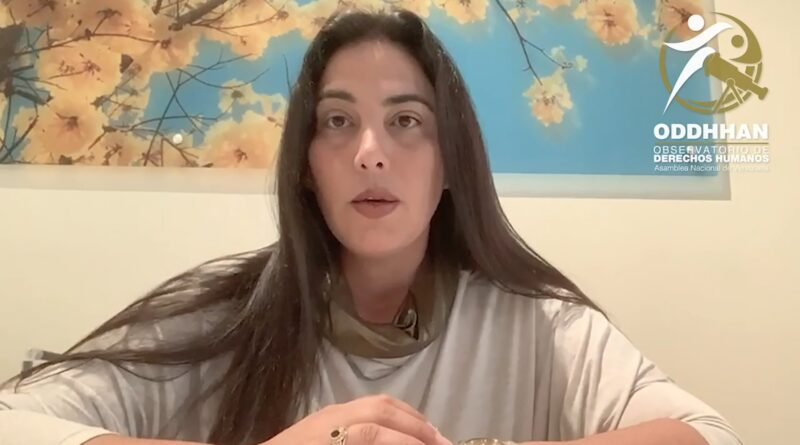 Alerta de la Diputada Adriana Pichardo ante el COVID-19