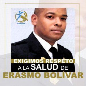 Exigimos respeto a la salud de Erasmo Bolívar 02